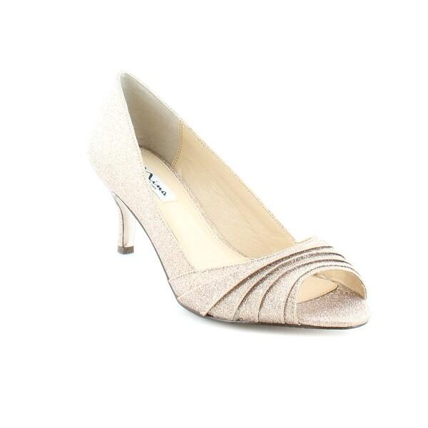 Nina Carolyn Women's Heels Taupe Wonderwor