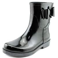 Jessica Simpson Raila Women Black Snow Boots