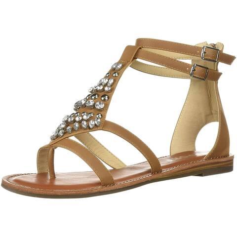 c134814c5 Report Womens Quinta Open Toe Casual Gladiator Sandals