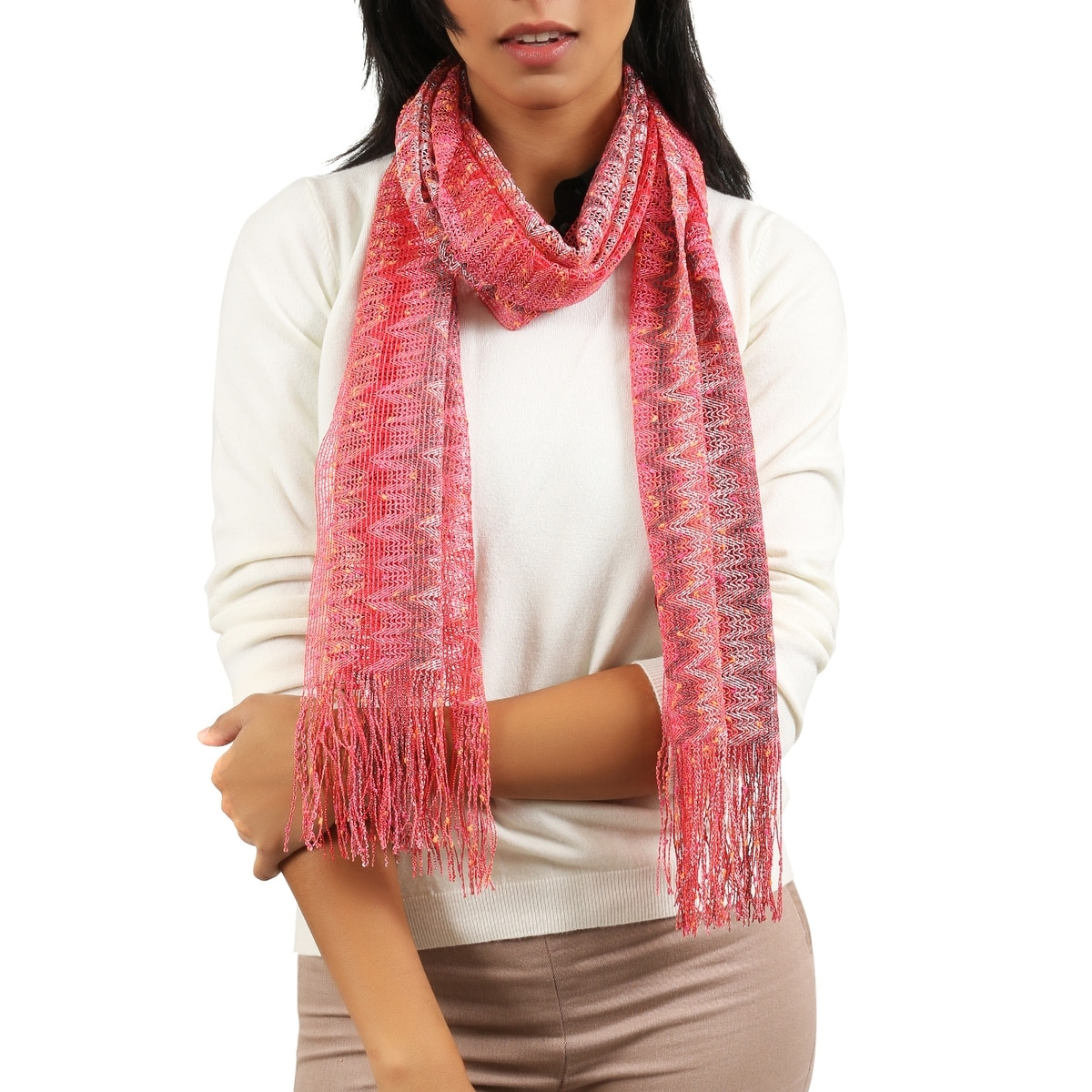 8087bc7c11b34 Missoni Scarves & Wraps | Find Great Accessories Deals Shopping at Overstock
