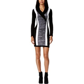Calvin Klein Womens Petites Sweaterdress Cable Knit Colorblock|https://ak1.ostkcdn.com/images/products/is/images/direct/d110e80c65396447a99b6f5c5f5639ef3e498742/Calvin-Klein-Womens-Petites-Sweaterdress-Cable-Knit-Colorblock.jpg?_ostk_perf_=percv&impolicy=medium
