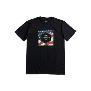 Quiksilver Mens Stars & Stripes Shirt