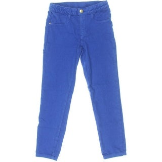 Zara Kids Girls Mid-Rise Colored Skinny Jeans