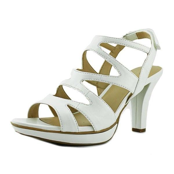 2c6b136d23e Shop Naturalizer Dianna W Open-Toe Synthetic Slingback Sandal - Free ...