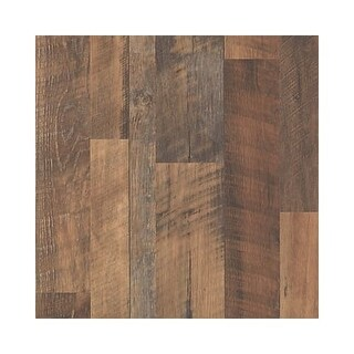 "Mohawk Industries BLC73-OAK 7-1/2"" Wide Laminate Plank Flooring - Textured Oak A"