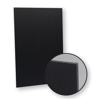 Black On Black 10Pk Foam Board 20X30