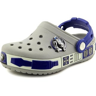 Crocs Crocband Star Wars R2D2 Clog Round Toe Synthetic Clogs