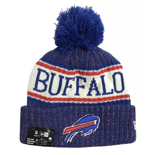 purchase cheap 2bf57 99f64 New Era 2018 NFL Buffalo Bills Sport Stocking Knit Hat Winter Beanie  11768201