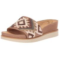 c42e08dff420 Shop NATURAL SOUL Women s Adalia Slide Sandal - Free Shipping On ...