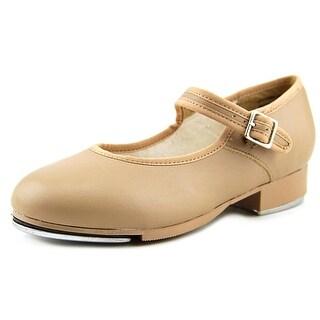 Capezio Mary Jane Round Toe Leather Dance