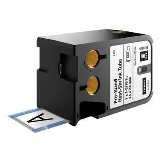 Dymo 1868719 Dymo XTL Pre-Sized Heat-Shrink Tube, 1 x 1-5/16 - 0.94 Width x 1.34 Length - 60 / Cartridge|https://ak1.ostkcdn.com/images/products/is/images/direct/d11b4d2965e2416ad8cc286a5ae6116b9096125c/Dymo-1868719-Dymo-XTL-Pre-Sized-Heat-Shrink-Tube%2C-1%26quot%3B-x-1-5-16%26quot%3B---0.94%26quot%3B-Width-x-1.34%26quot%3B-Length---60---Cartridge.jpg?impolicy=medium
