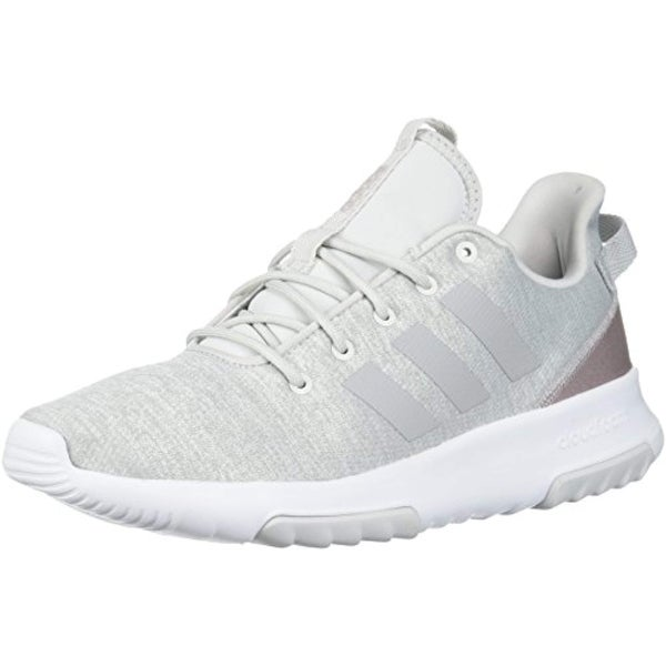 pretty nice 4e3d1 fcb0f Shop Adidas Neo Women s Cf Racer Tr W Running Shoe, Grey One Grey  Two Vapour Grey - Free Shipping Today - Overstock - 27124858