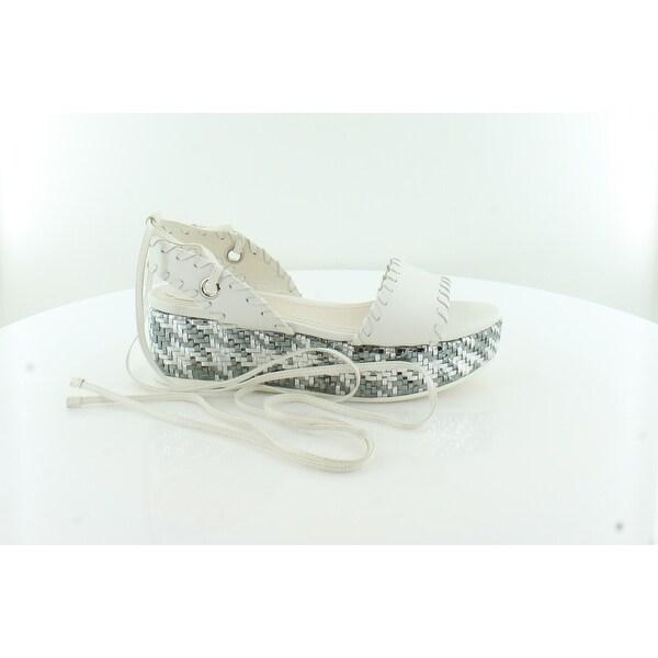 Christian Dior Folk Women's Sandals & Flip Flops Argent - 8.5