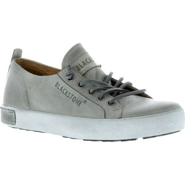2ba0409544 Shop Blackstone Women s JL20 Leather Sneaker Grey Metallic Full Grain  Leather - Free Shipping Today - Overstock - 10388795