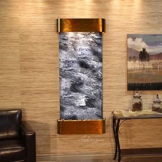 Adagio Inspiration Falls Fountain - Round - Rustic Copper - Choose Options