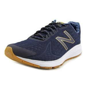 New Balance MRUSH D Round Toe Synthetic Running Shoe