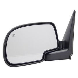 Pilot Automotive CV9019410 Chevrolet Avalanche Black Power Heated Replacement Side Mirror