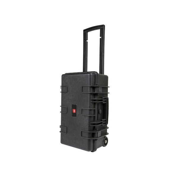"Monoprice Weatherproof Hard Case with Customizable Foam, 22"" x 14"" x 10"""