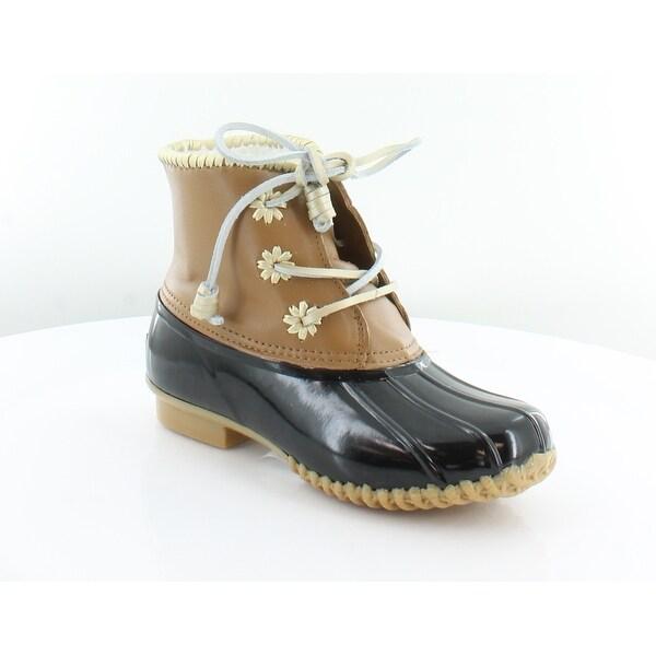 Jack Rogers Chloe Women's Boots Black - 6