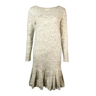 Joie Women's Ruffle Hem Sweater Dress - m