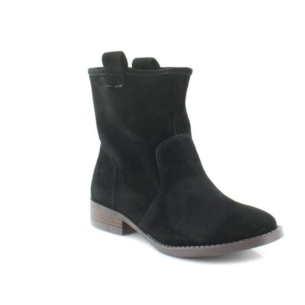 05cb4d73dc5 Shop Sole Society Natasha Women's Boots Black - Free Shipping On ...