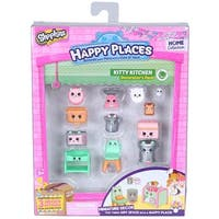 Shopkins Decorator Pack Kitty Kitchen Playset - multi