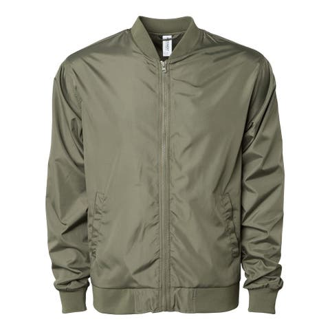 e855ea80588264 Lightweight Bomber Jacket