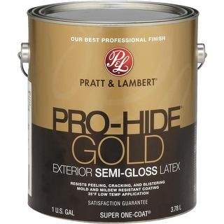 Pratt & Lambert Ext S/G Base 1 Paint