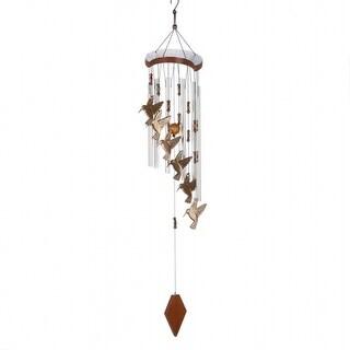 Zingz & Thingz 57071282 Hummingbird Wind Chime