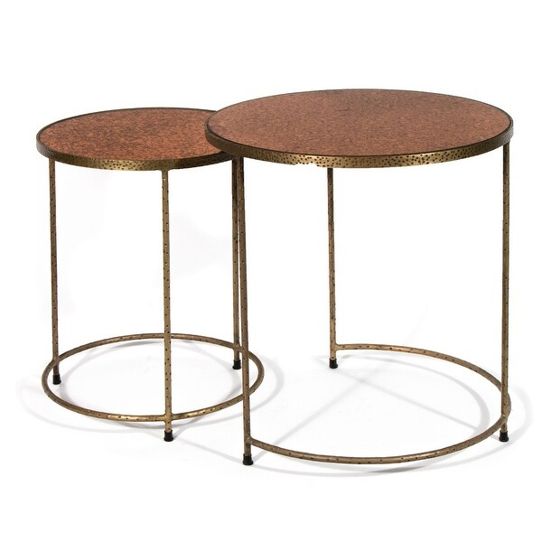 Patrice Nesting Side Tables, S2. Opens flyout.