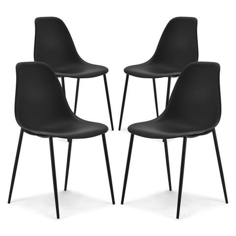 Poly and Bark Isla Chair (Set of 4)