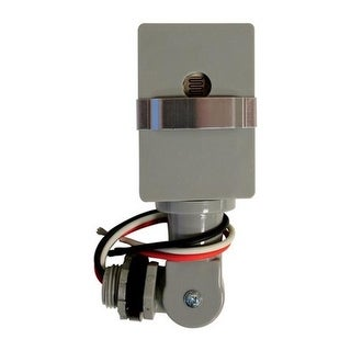 AT15SW-4 Dusk To Dawn Swivel Mount Weather Resistant Light Control