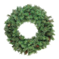 Royal Oregon Pine Artificial Christmas Wreath, 36-Inch Unlit - Green