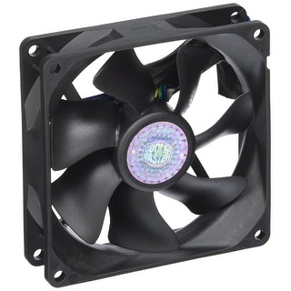 Cooler Master Blade Master 92Mm Pwm Cooling Fan For Computer Cases & Cpu Coolers