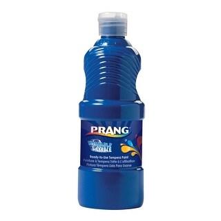 Prang Ready-to-Use Washable Tempera Paint, Quart, Blue