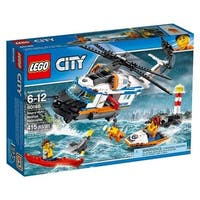 LEGO(R) City Coast Guard Heavy-duty Rescue Helicopter (60166)