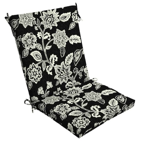 Arden Selections Ashland Jacobean Outdoor Chair Cushion - 44 in L x 20 in W x 3.5 in H