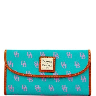 Dooney & Bourke Gretta Continental Clutch (Introduced by Dooney & Bourke at $118 in Nov 2015)