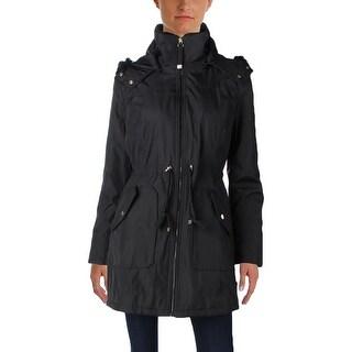 Jessica Simpson Womens Anorak Jacket Winter Water Resistant