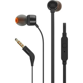 JBL T110 Pure Bass In-Ear Headphones