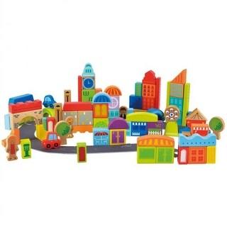 City Block Set (80 Pieces)