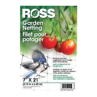 Ross 15544 Garden Netting, 7' x 21'