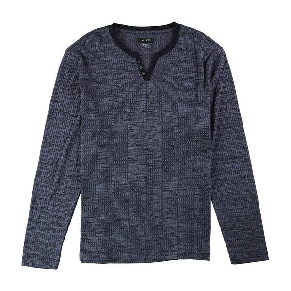 Alfani Mens Solid Underwear Pajama Sleep T-shirt
