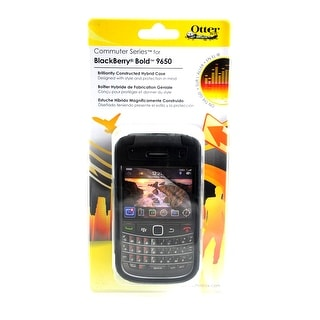 OtterBox - Commuter Case for Blackberry Tour 9630 - Black