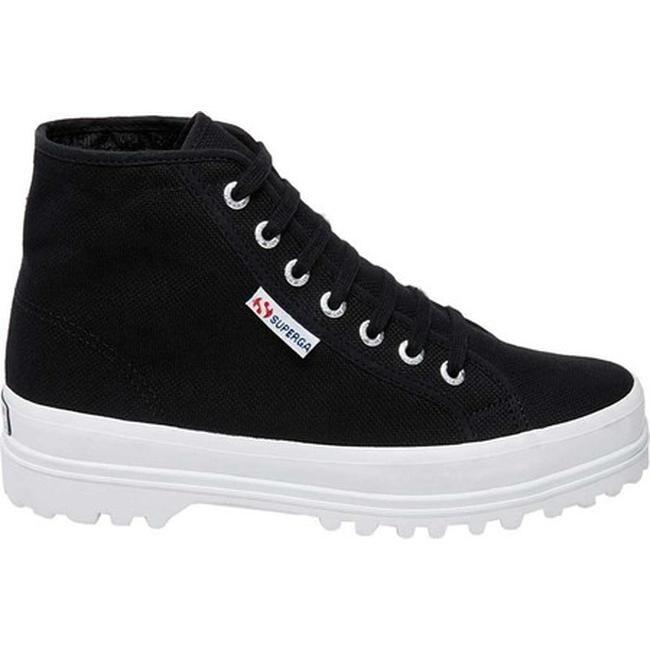 Superga Women's 2553 Cotu Sneaker Black