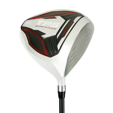 Powerbilt Golf TPS Supertech White/Red 10.5 Degree Offset Driver Right Handed