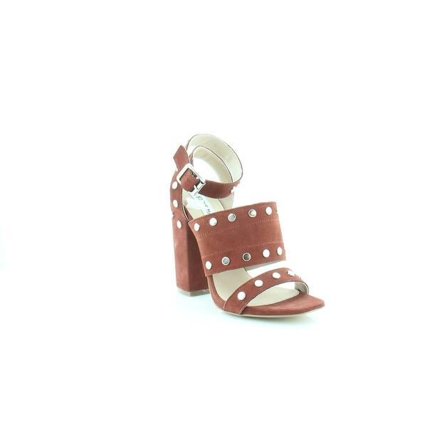 568d3c92fc1 Shop Steve Madden Jansen Women's Heels Rust - Free Shipping On ...