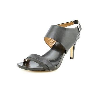 Style & Co Vivianne Open-Toe Synthetic Slingback Sandal