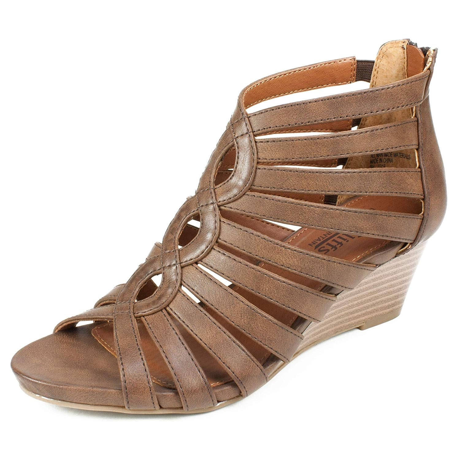 813b3b847315 Buy Cliffs By White Mountain Women s Sandals Online at Overstock ...