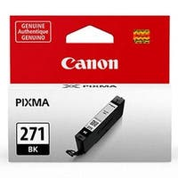 Canon Computer Systems - 0390C001aa - Cli 271 Black Ink Tank